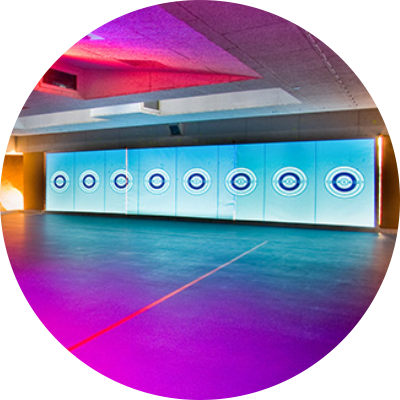 Shooting Range Surfaces
