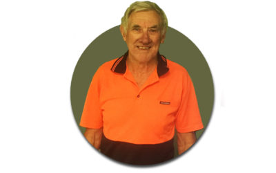 Meet Brian – One of our Main Rubber Flooring Installers