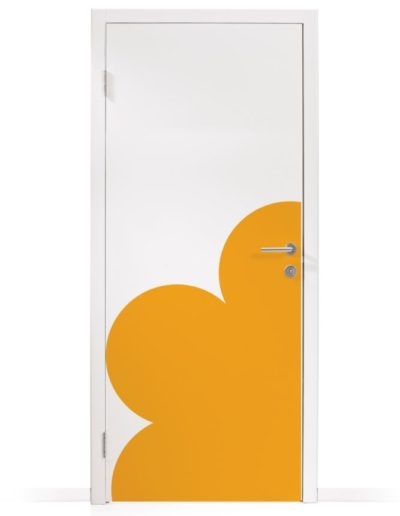 Acrovyn-Door-kick-and-push-plate-flower