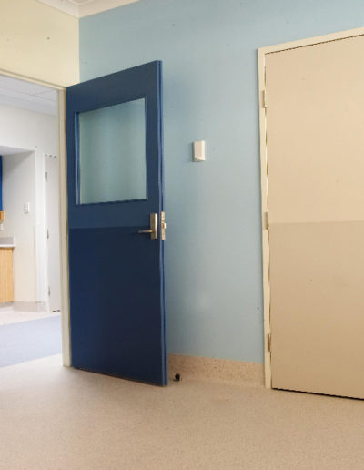 Wall-and-door-protection-RPH-Burns-Unit
