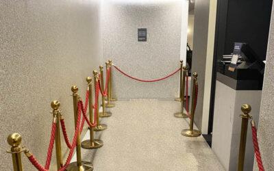 REGUPOL everroll Flooring in Palace Cinemas Perth